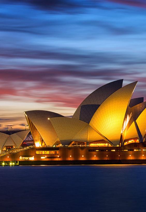 Australia-turismo
