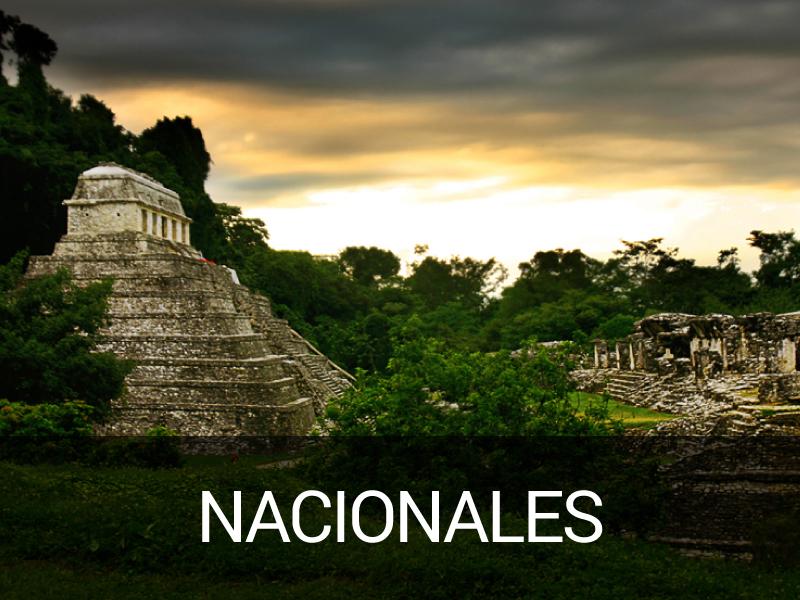 viajes nacionales